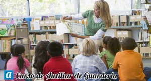 curso online de auxiliar de guarderia