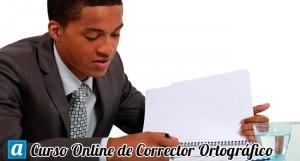 curso online de corrector ortografico