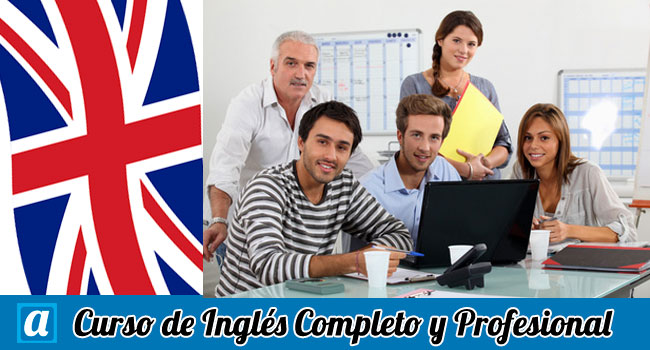 curso online de ingles completo