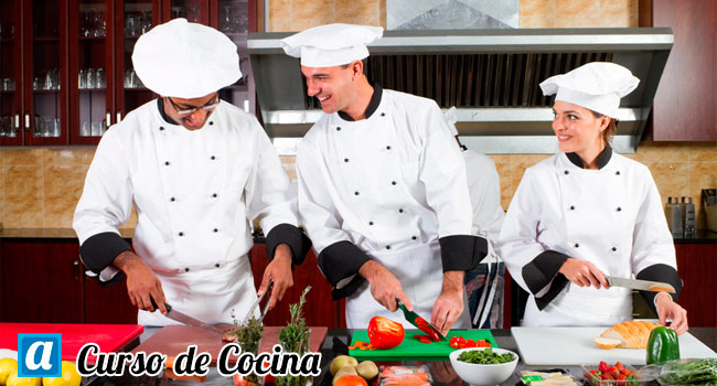 Curso de cocina para el certificado de profesionalidad for Cursos de cocina