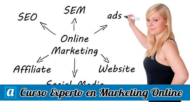 curso marketing online