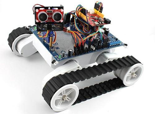En oferta curso arduino para la robótica