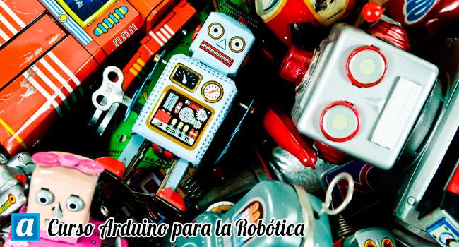 curso arduino para la robótica