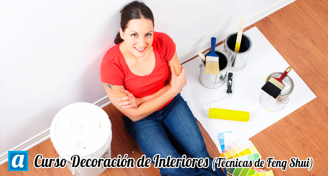 Curso decoraci n de interiores t cnicas de feng shui for Tecnicas de decoracion de interiores