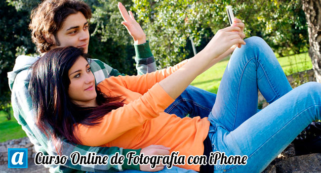 curso online de fotografía con iPhone