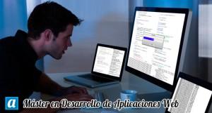 máster en desarrollo de aplicaciones web