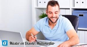máster en diseño multimedia