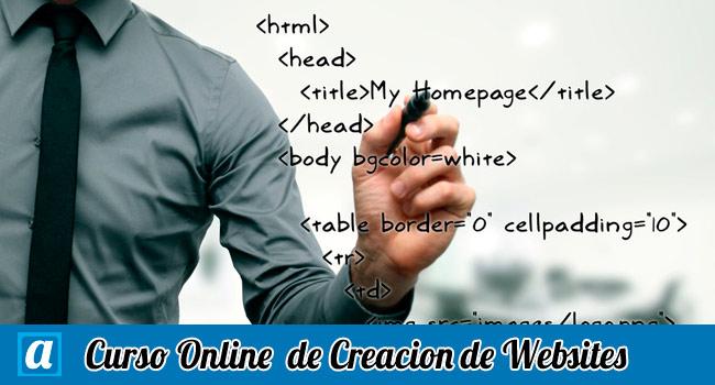 creacion online de websites