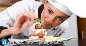 Curso de Alta Cocina