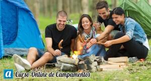 Curso Online de Campamentos