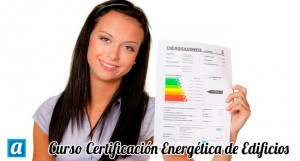 curso certificacion energetica