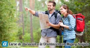 Curso de Iniciación a la Orientación con Mapa y Brujula
