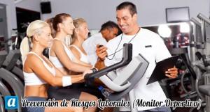 Curso Prevención de Riesgos Laborales para Monitor Deportivo