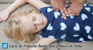 Curso de Primeros Auxilios para Niños con Asma