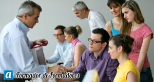 Curso de Formador de Formadores para el Certificado de Profesionalidad