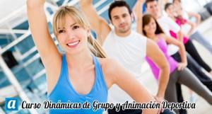 Curso Dinámicas de Grupo y Animación Deportiva