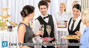 Curso Organización de Eventos u Gestión Protocolar