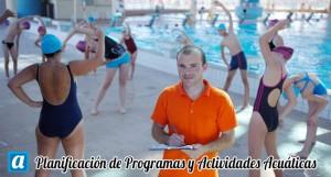 Curso Planificación de Programas y Actividades Acuáticas