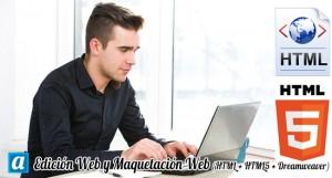 Curso Experto en Edición Web y Maquetación Web