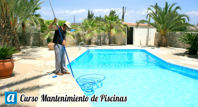 Cgd archives aprendemus cursos online for Mantenimiento de piscinas