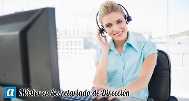 Máster en Secretariado de Dirección