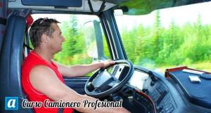 Curso Camionero Profesional para el Certificado de Profesionalidad