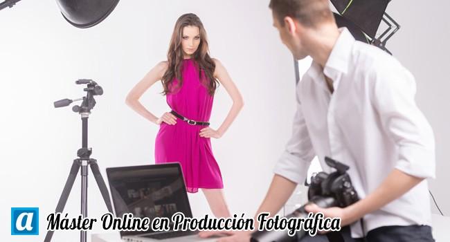 Máster Online en Producción Fotográfica
