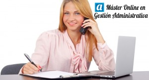 Máster Online en Gestión Administrativa