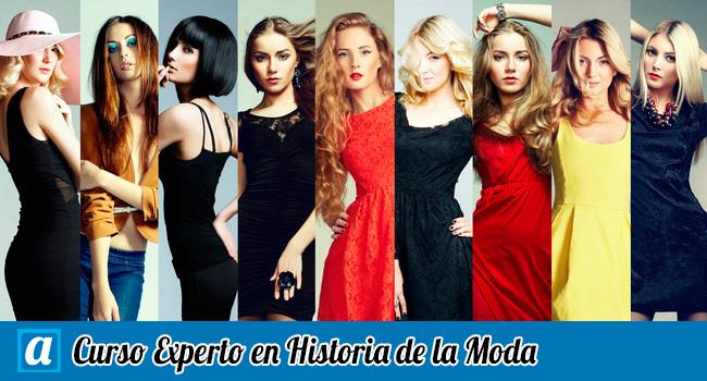 Historia de la moda curso