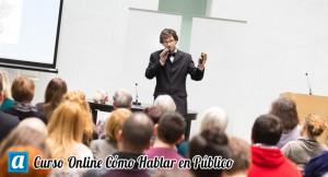Curso Online Cómo Hablar en Público