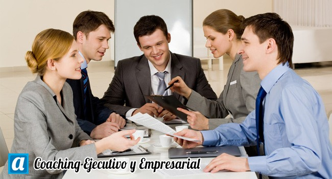 Máster en Coaching Ejecutivo Empresarial