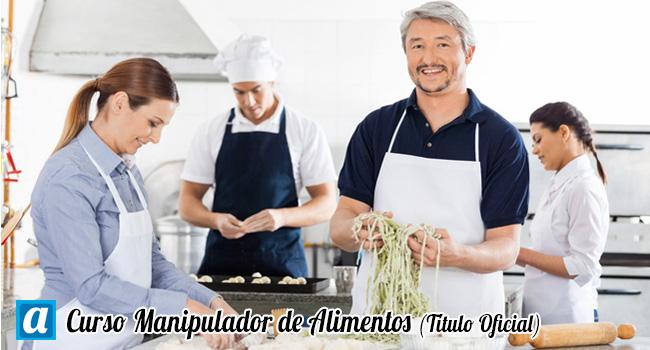 En promoci n curso manipulador de alimentos - Curso online manipulador alimentos ...