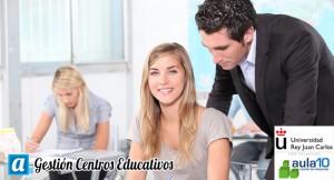 Curso Gestión de Centros Educativos