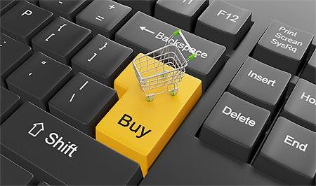 el comercio digital en Internet