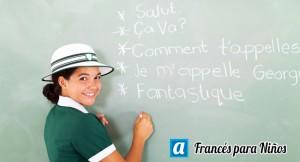 Curso de Francés para Niños