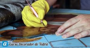 Curso Decorador de Vidrio
