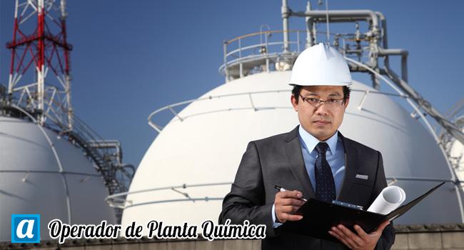 Curso Operador de Planta Química