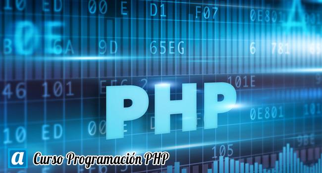 Curso Programación PHP