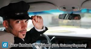 Curso Conductor Profesional de Taxis, Turismos y Furgonetas