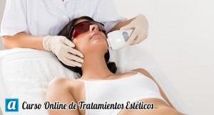 Curso Online de Tratamientos Estéticos