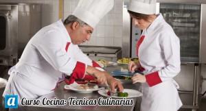 Curso Cocina: Técnicas Culinarias