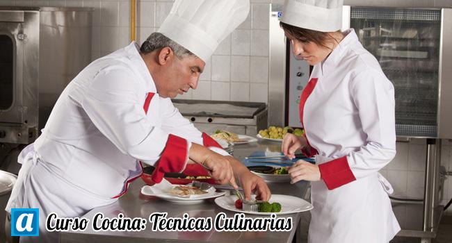 97 de descuento curso cocina t cnicas culinarias - Tecnicas basicas de cocina ...