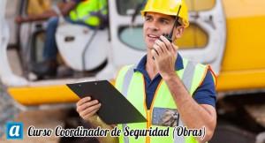 Curso Coordinador de Seguridad (Obras)
