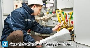 Curso Redes Eléctricas de Baja y Alta Tensión