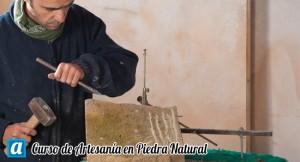 Curso de Artesanía en Piedra Natural