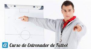 Curso Entrenador Fútbol