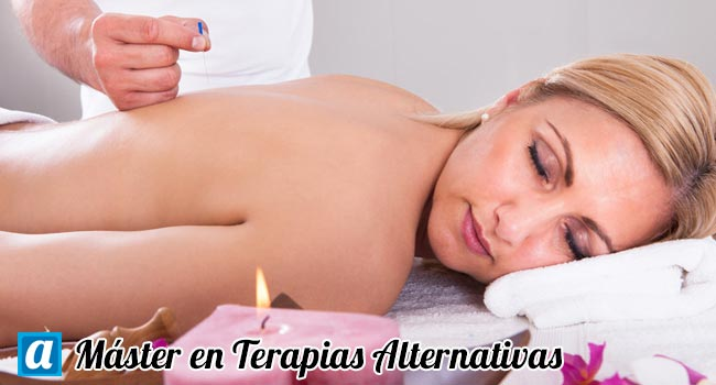 Máster Online en Terapias Alternativas